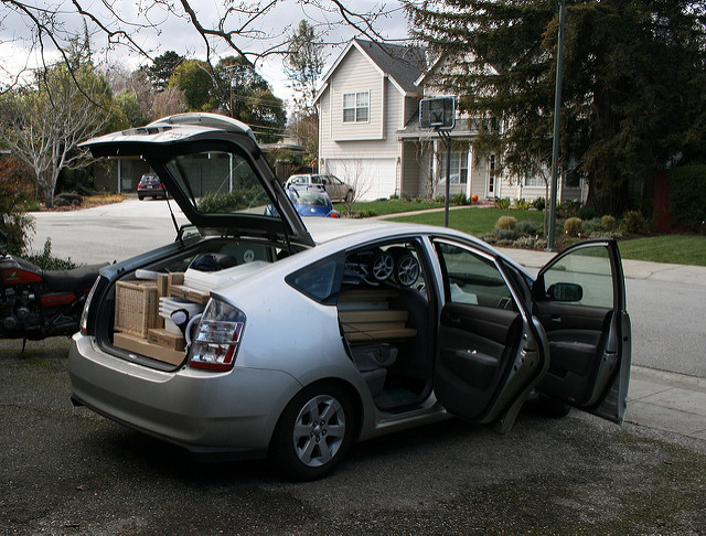 Moving House? Don't Make These Vehicular Errors